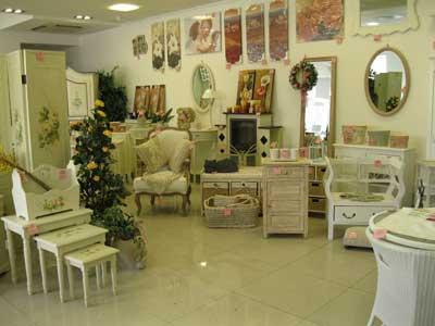 салон мебели и предметов интерьера
