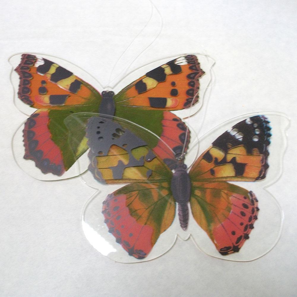 """Подвесные украшения """"Бабочки"""" 2 штуки [978822] Подвесные украшения """"Бабочки"""""""