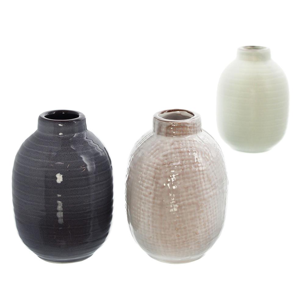 """Декоративные вазочки """"Шик"""", 3шт"""