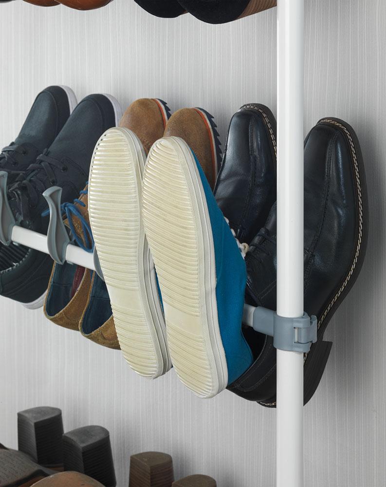 """Этажерка для обуви телескопическая """"Атлас"""""""