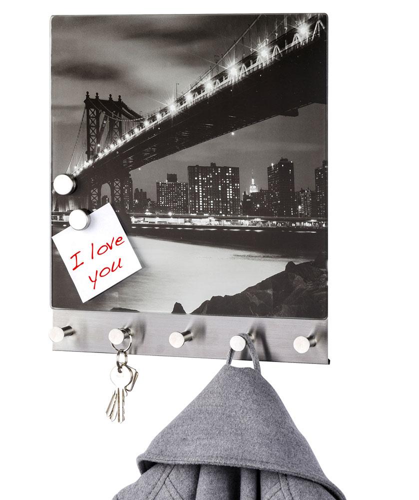 "Магнитная вешалка ""Manhattan Bridge"""
