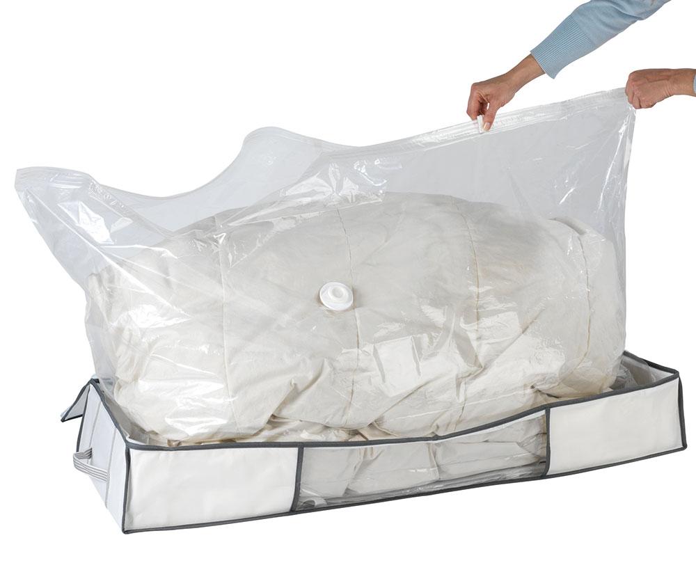 Вакуумный бокс под кровать