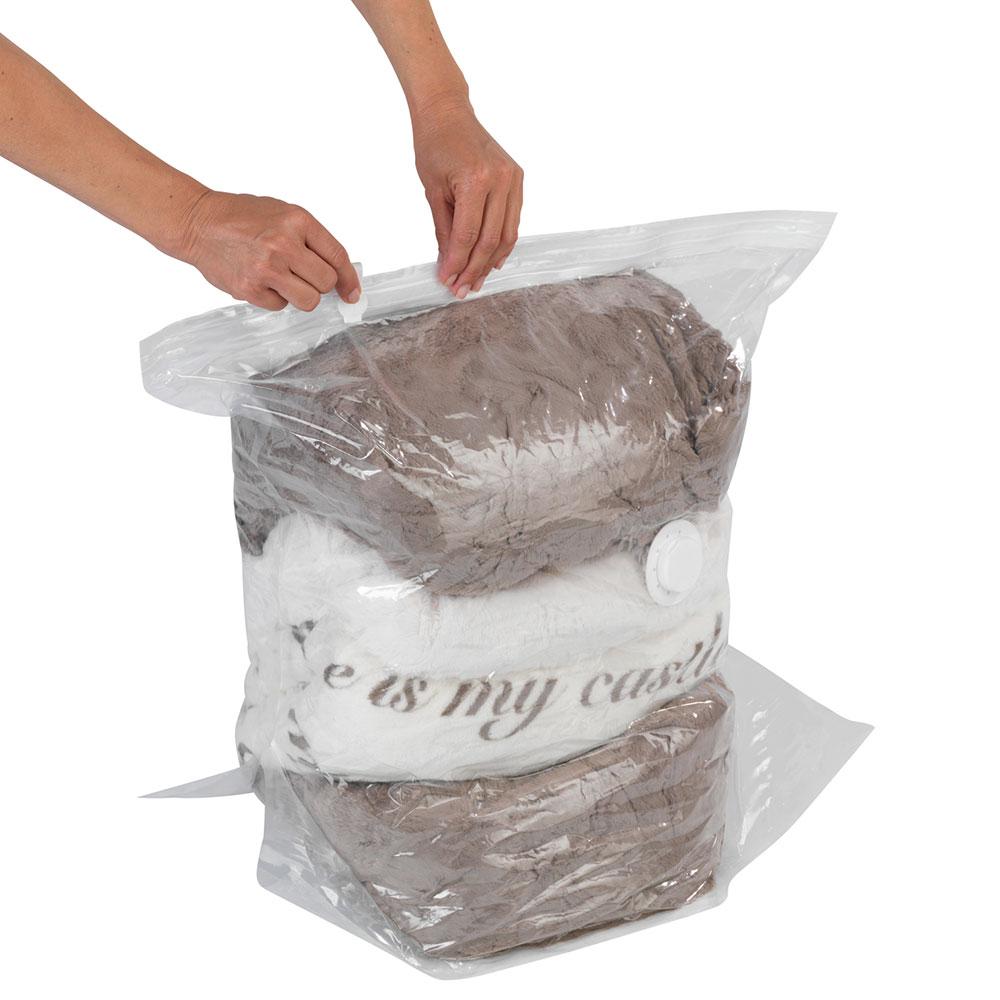 """Вакуумный пакет для хранения вещей """"Куб"""", размер S"""
