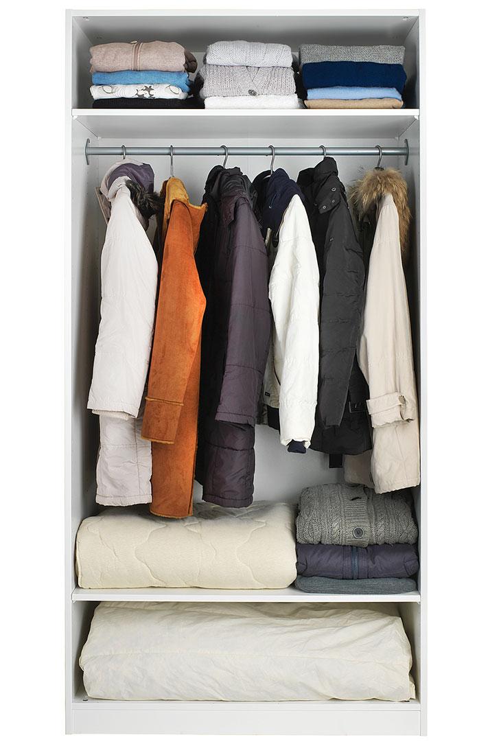 Вакуумный мешок для хранения одежды, размер L