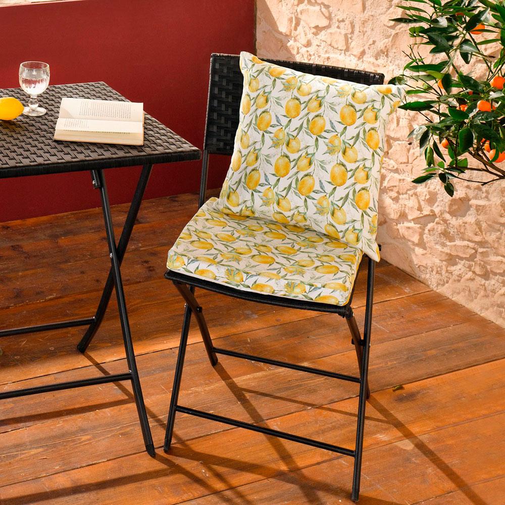"""Подушка для сидения """"Лимон"""""""