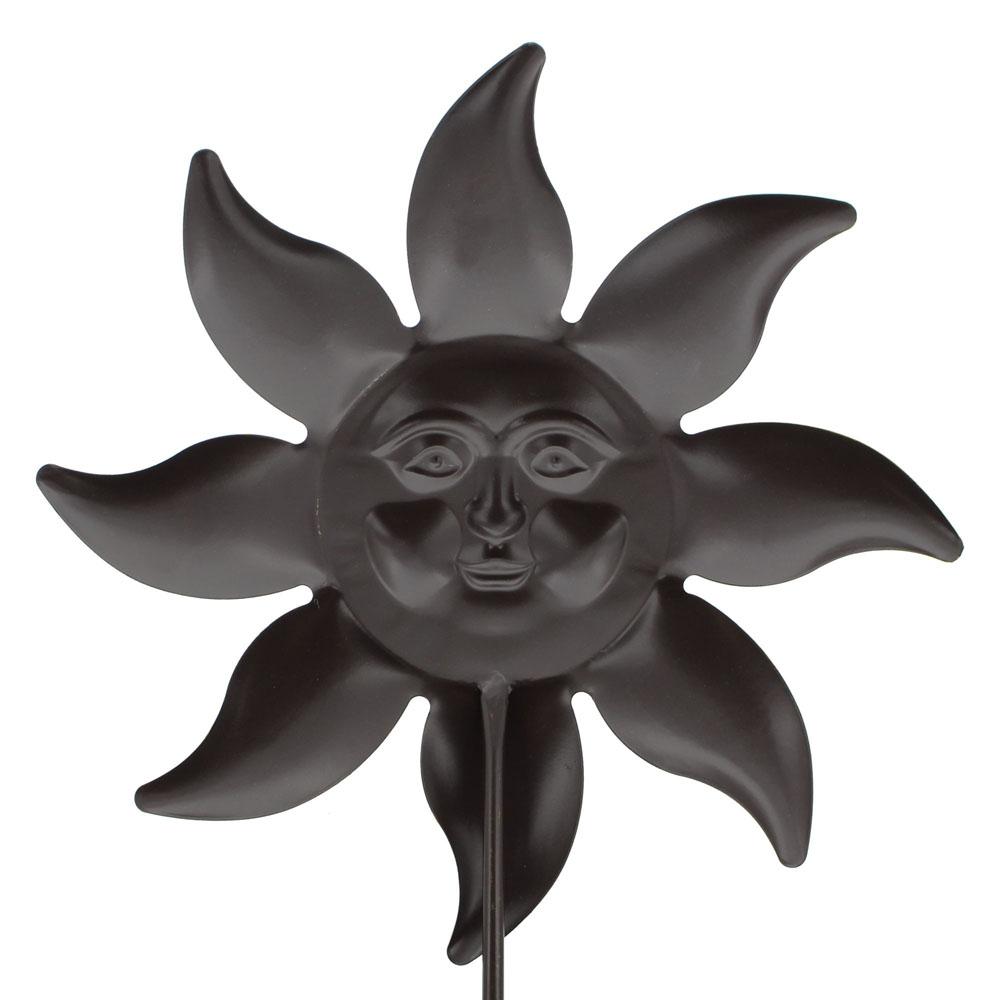 """Декоративный садовый штекер """"Солнце"""""""