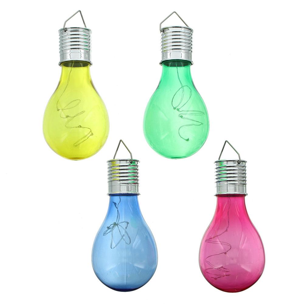 """Декоративные лампочки с подсветкой """"Summer"""", 4шт."""