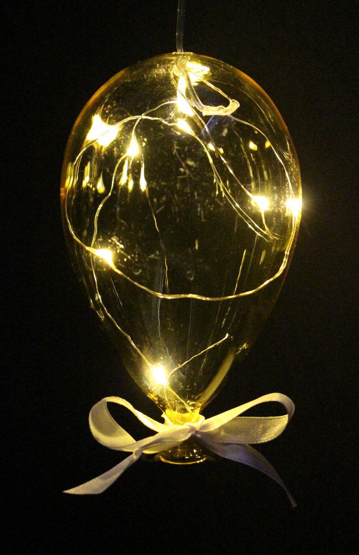 """Подвесные украшения со светодиодной подсветкой """"Шары"""", 3 штуки [05646] Подвесные украшения со светодиодной подсветкой """"Шары"""", 3шт."""