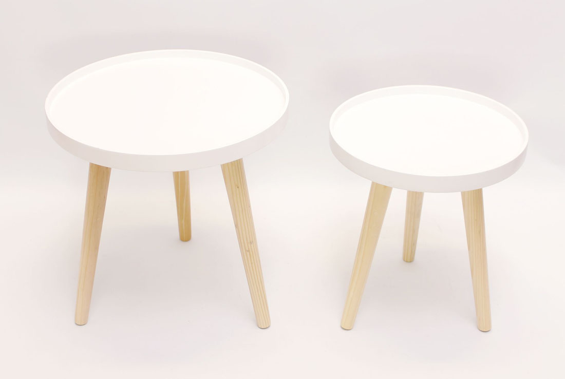 """Приставные столики """"Бамбук"""" 2шт."""