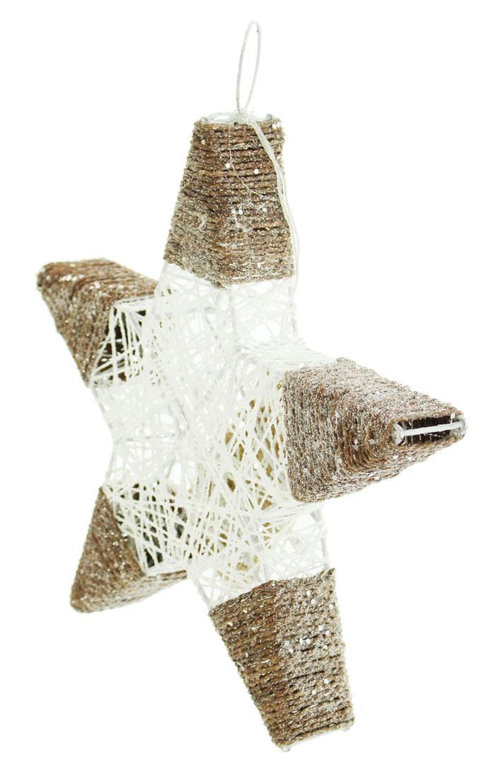 """Декоративная фигура со светодиодной подсветкой """"Звезда"""" (малая)"""