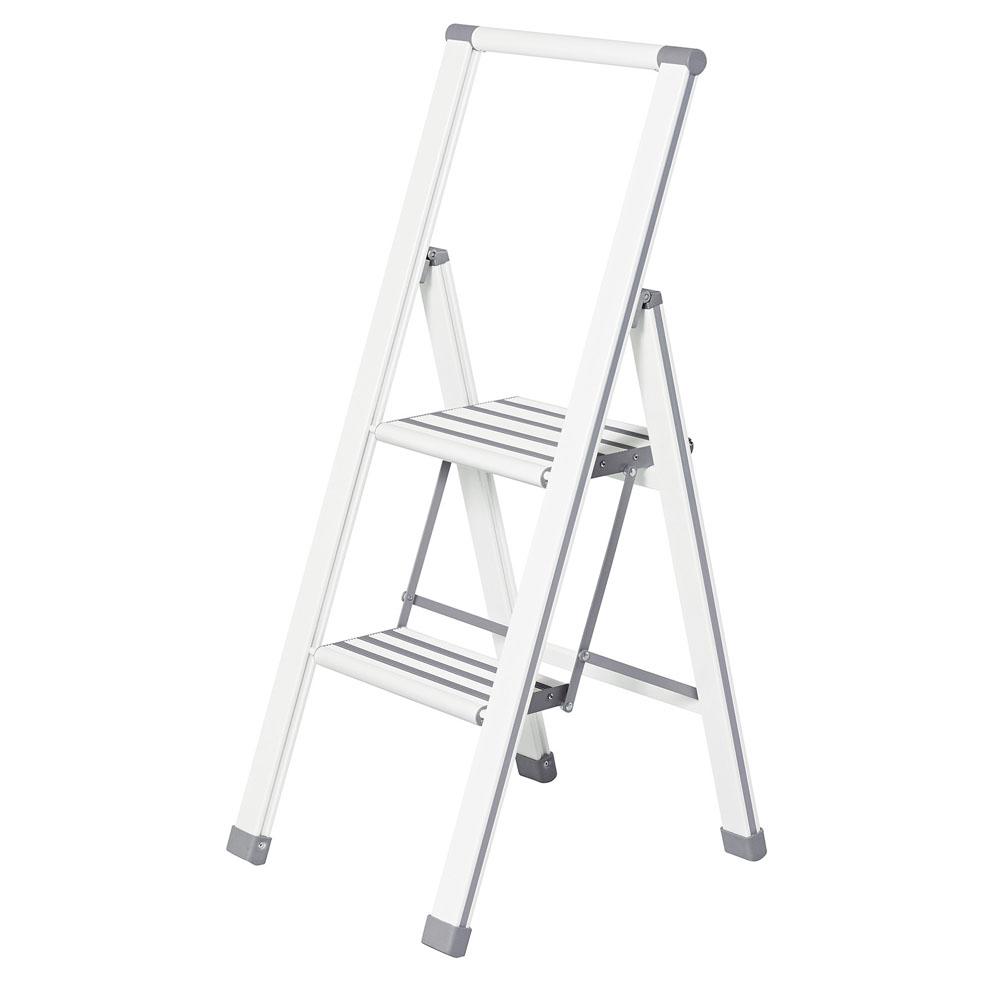 Лестница складная (2 ступеньки)