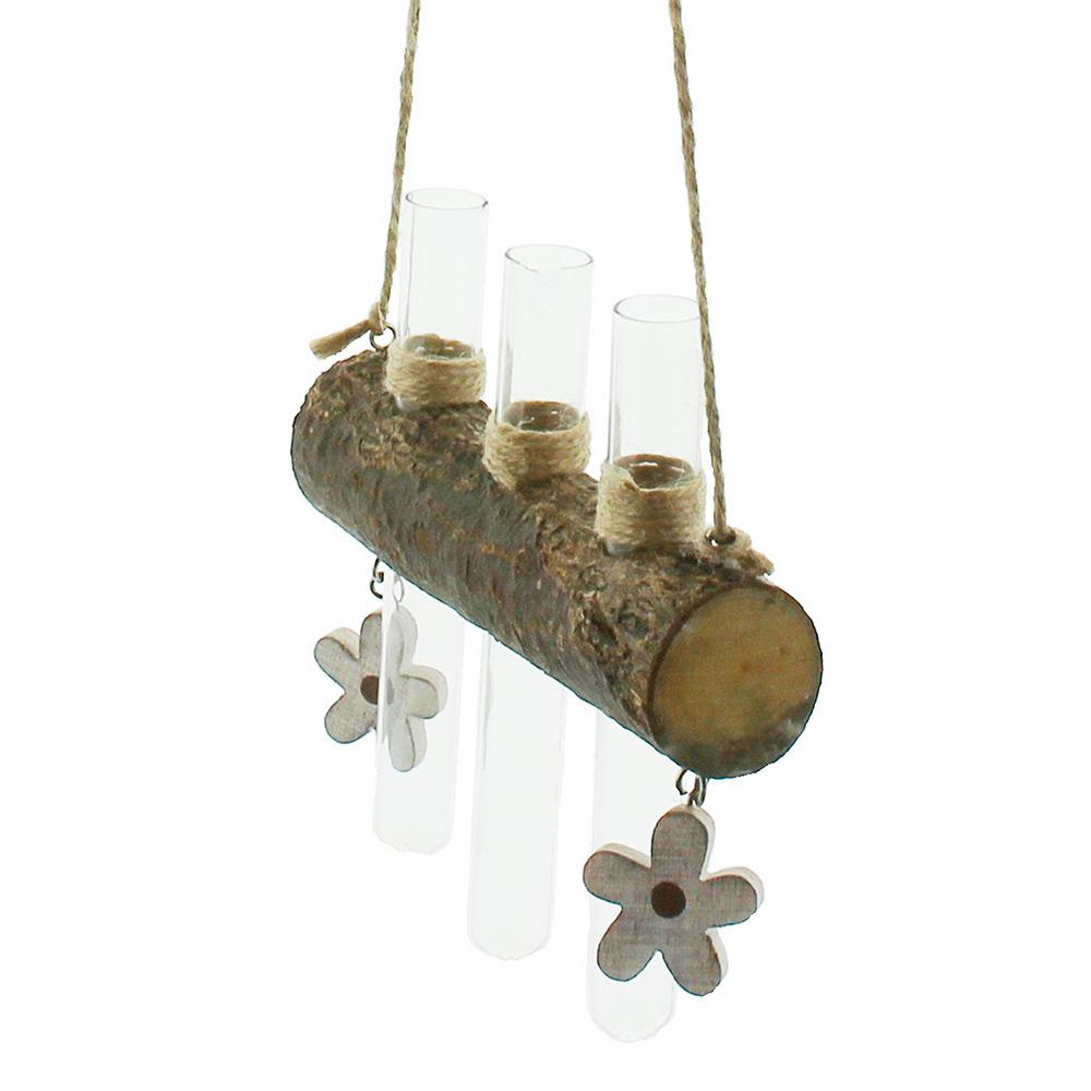"""Подвесное украшение с вазочками """"Цветы"""" [06057] Подвесное украшение с вазочками """"Цветы"""""""