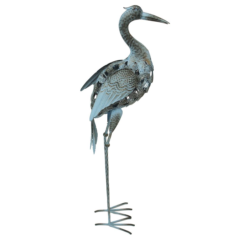 """Декоративная фигура птицы """"Берт"""" (прямые ноги)"""