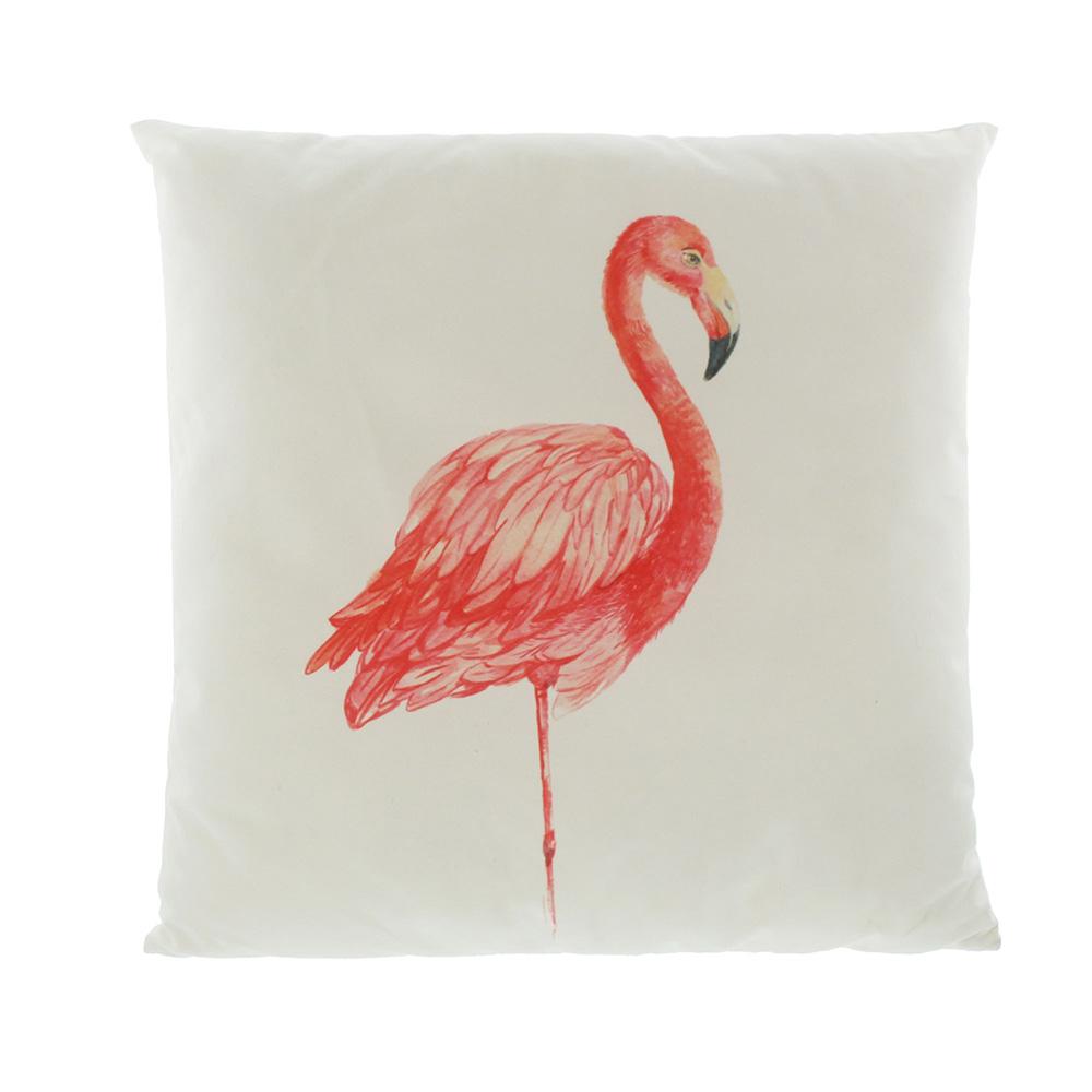 """Декоративная подушка """"Фламинго"""""""