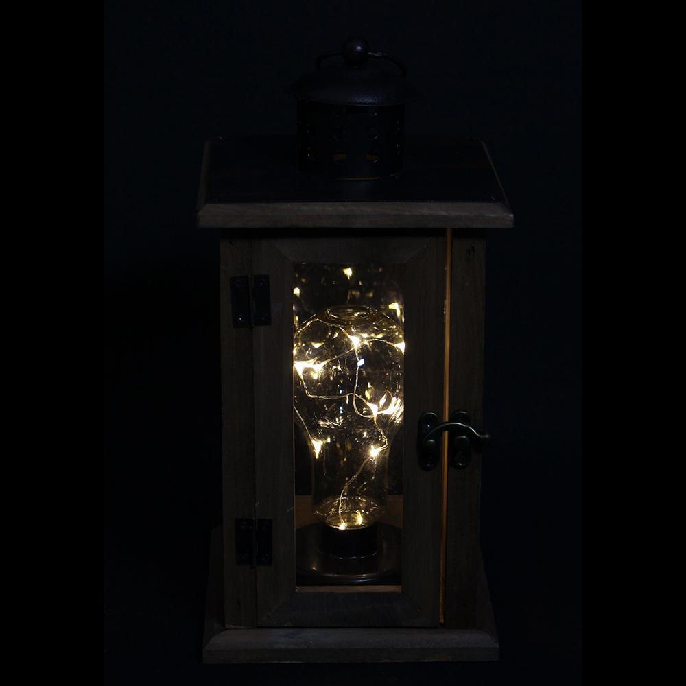 """Фонарь со светодиодной подсветкой """"Лампочка"""""""