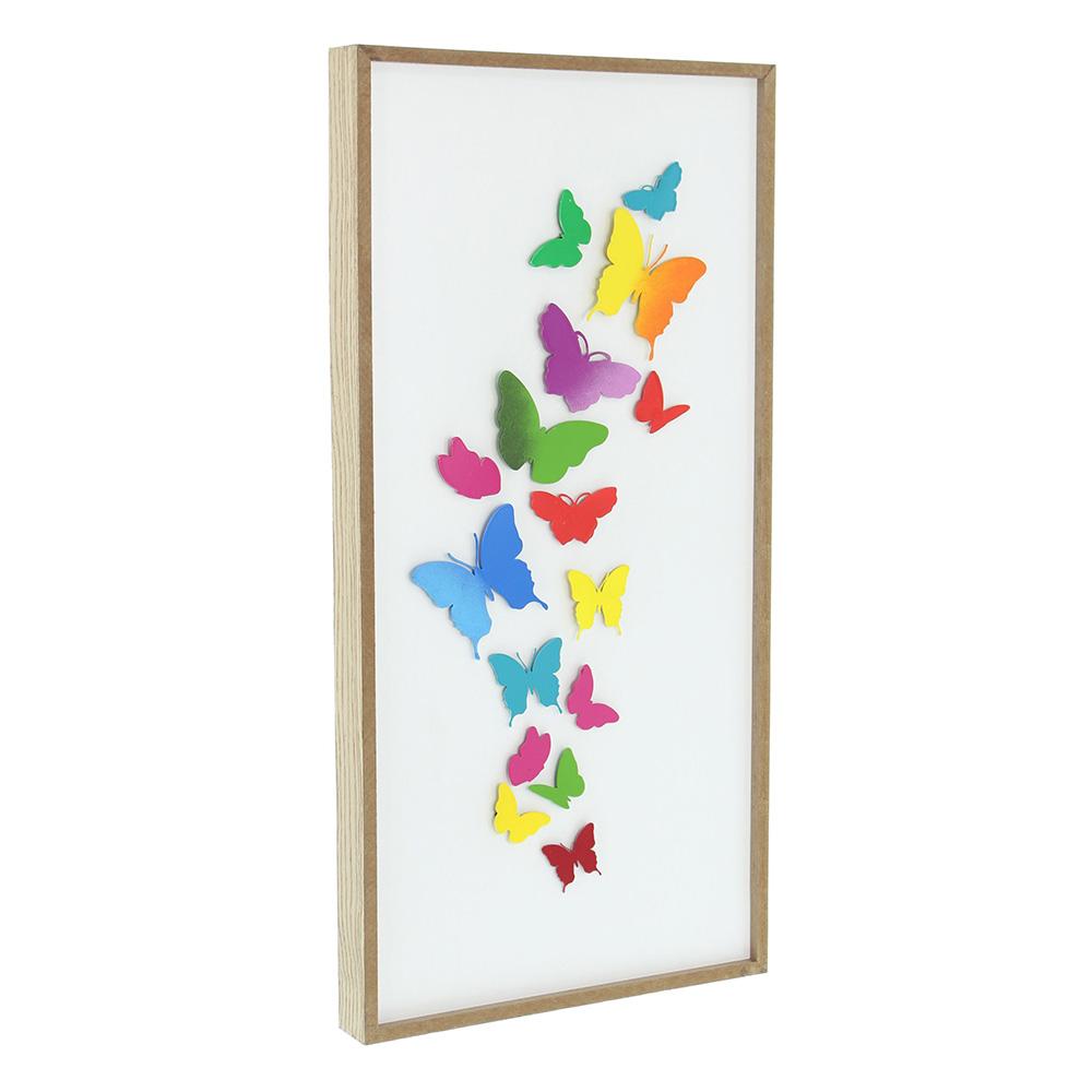 """Картина со светодиодной подсветкой """"Бабочки"""""""
