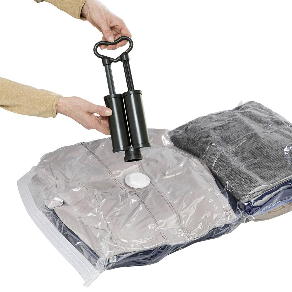 Набор вакуумных мешков для путешествий, 6шт