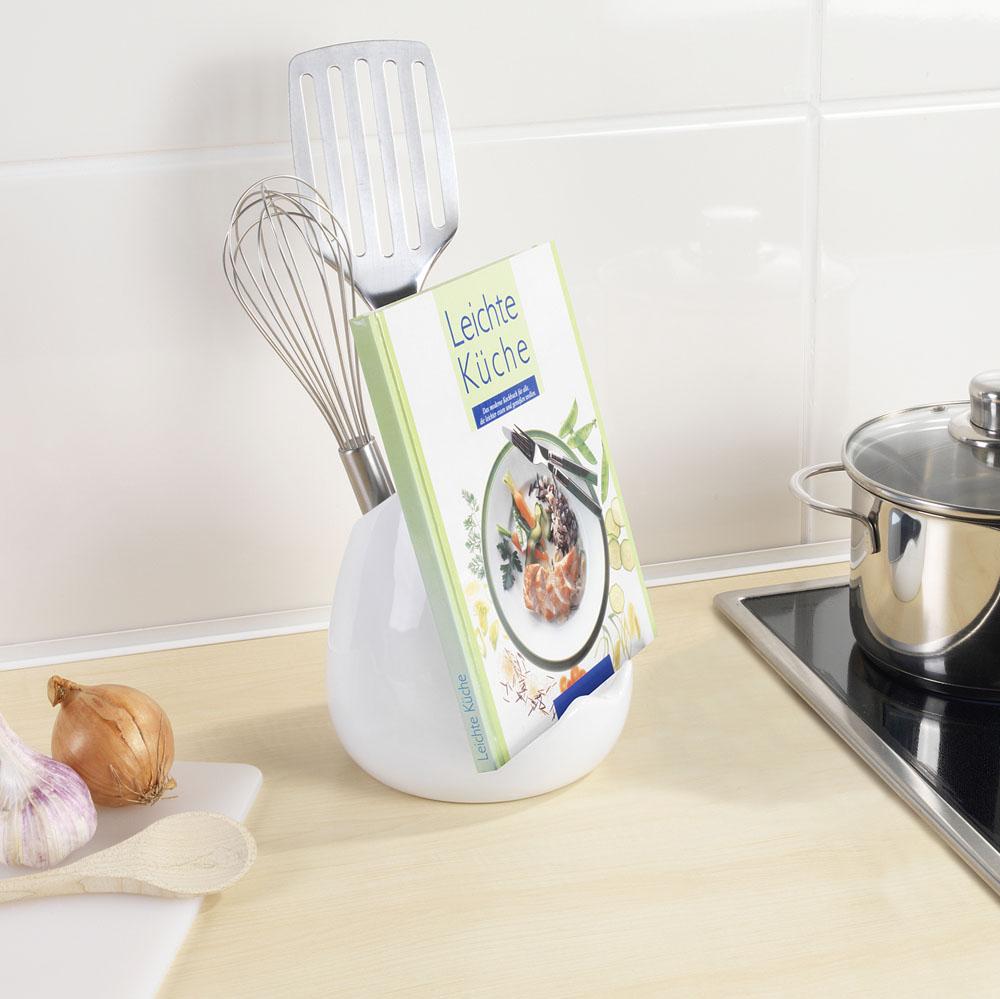Держатель для кухонной утвари и планшета Utensilo