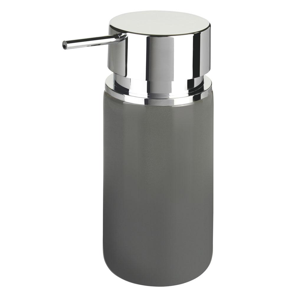 Диспенсер для жидкого мыла Silo серый