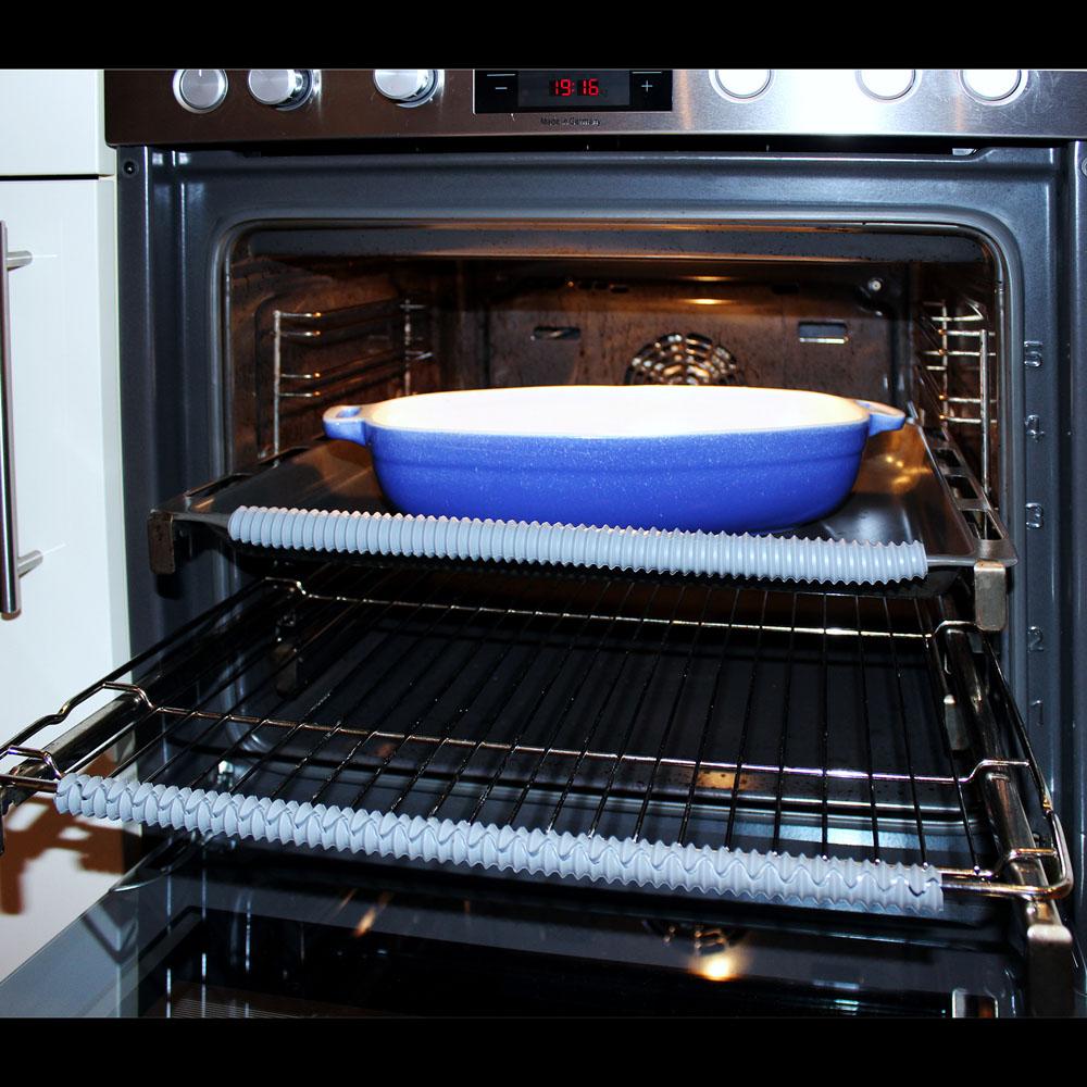 Силиконовые накладки от ожегов, для духовки, 2шт