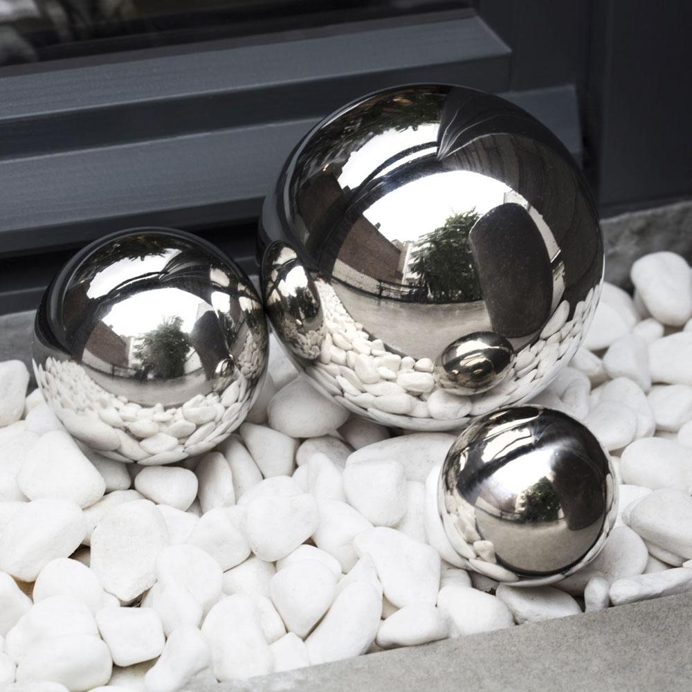 Декоративные шары для сада, 3шт