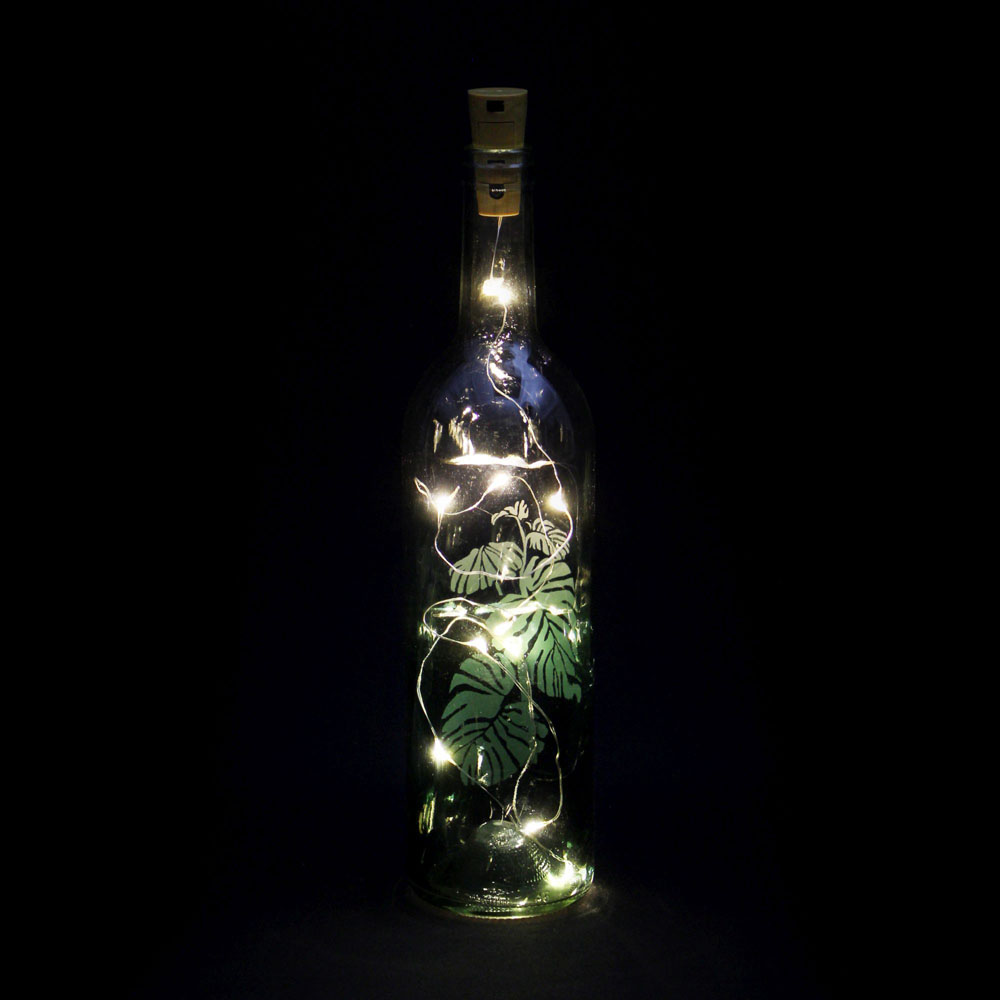 """Декоративное украшение """"Jungle Light"""" со светодиодной подсветкой"""