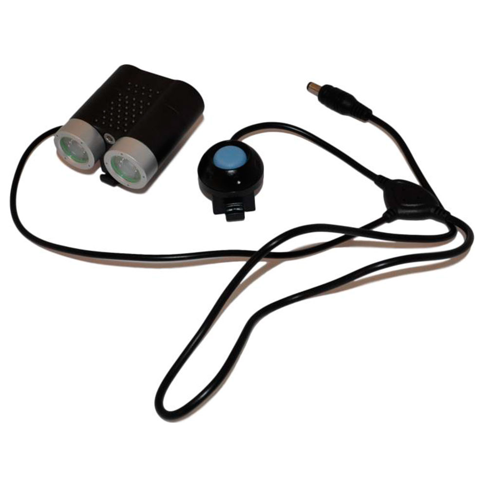 Светодиодный велосипедный фонарь с водяным охлаждением Stella Aqua [06388],