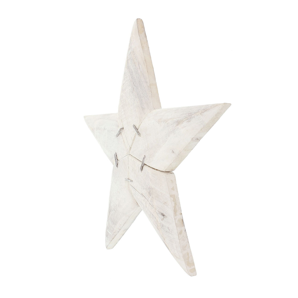 """Подвесная декоративная фигура """"Звезда"""", диаметр 39 см [06504]"""