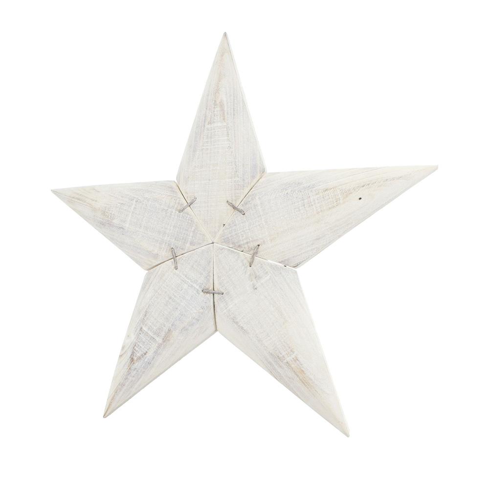 """Подвесная декоративная фигура """"Звезда"""", диаметр 49 см [06505]"""