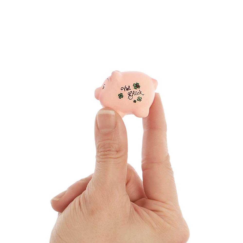 """Декоративные фигурки """"Свинки на счастье"""", 12 штук [06559],"""