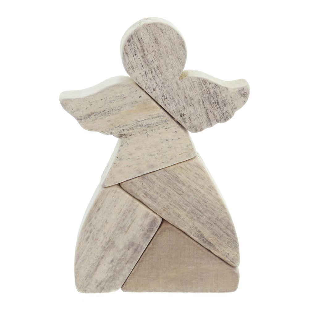 """Декоративная фигура """"Ангел - звездочки"""", высота 29 см [06576],"""