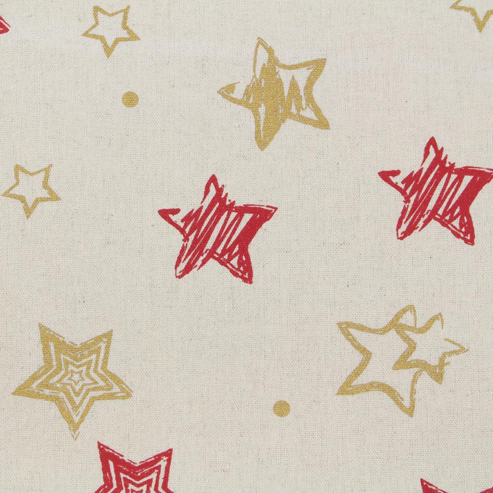 """Дорожка на стол """"Рождественские звезды"""" [06582],"""