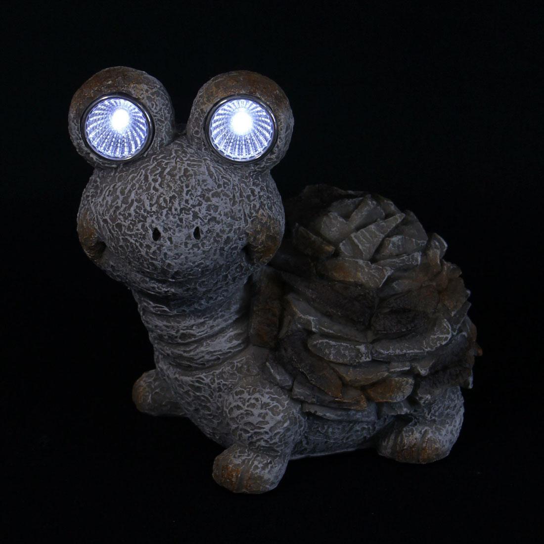 """Декоративная фигура  """"Черепаха"""", со светодиодной подсветкой [06619]"""