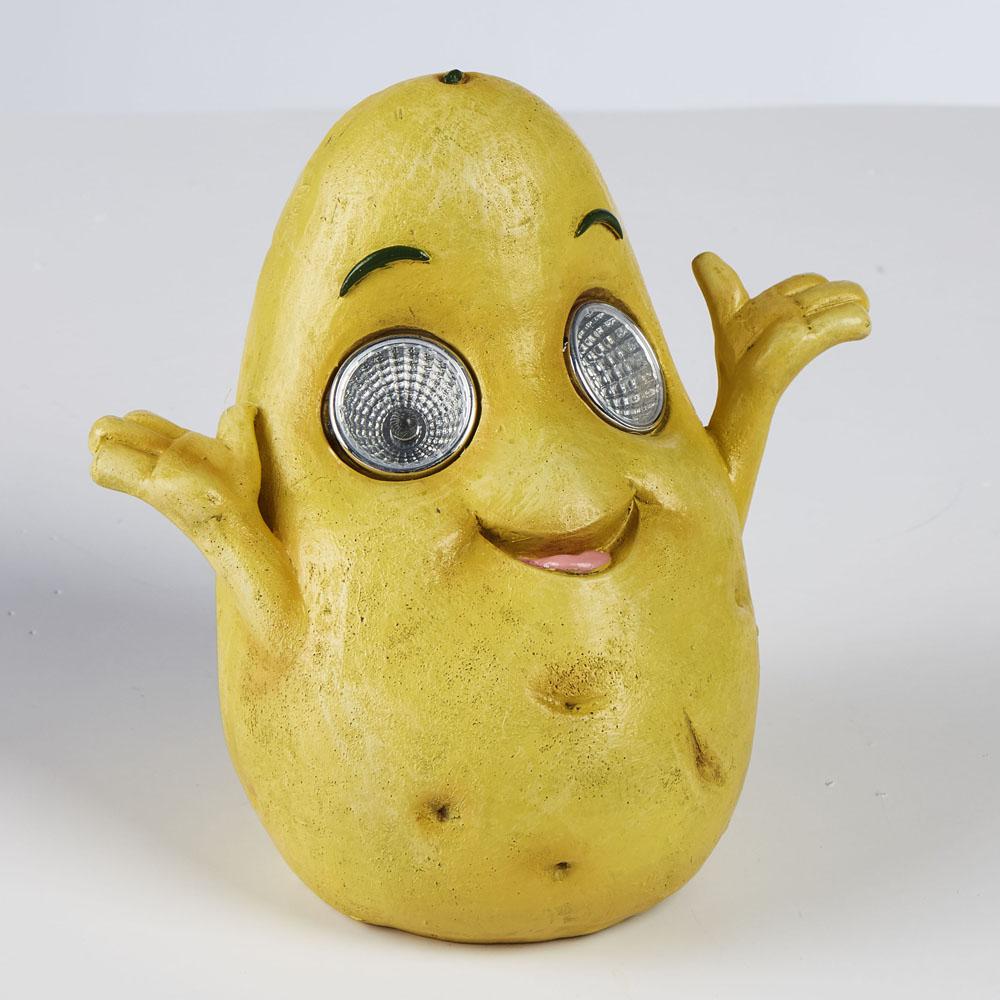 """Солнечный светильник """"Картошка"""" [06691],"""