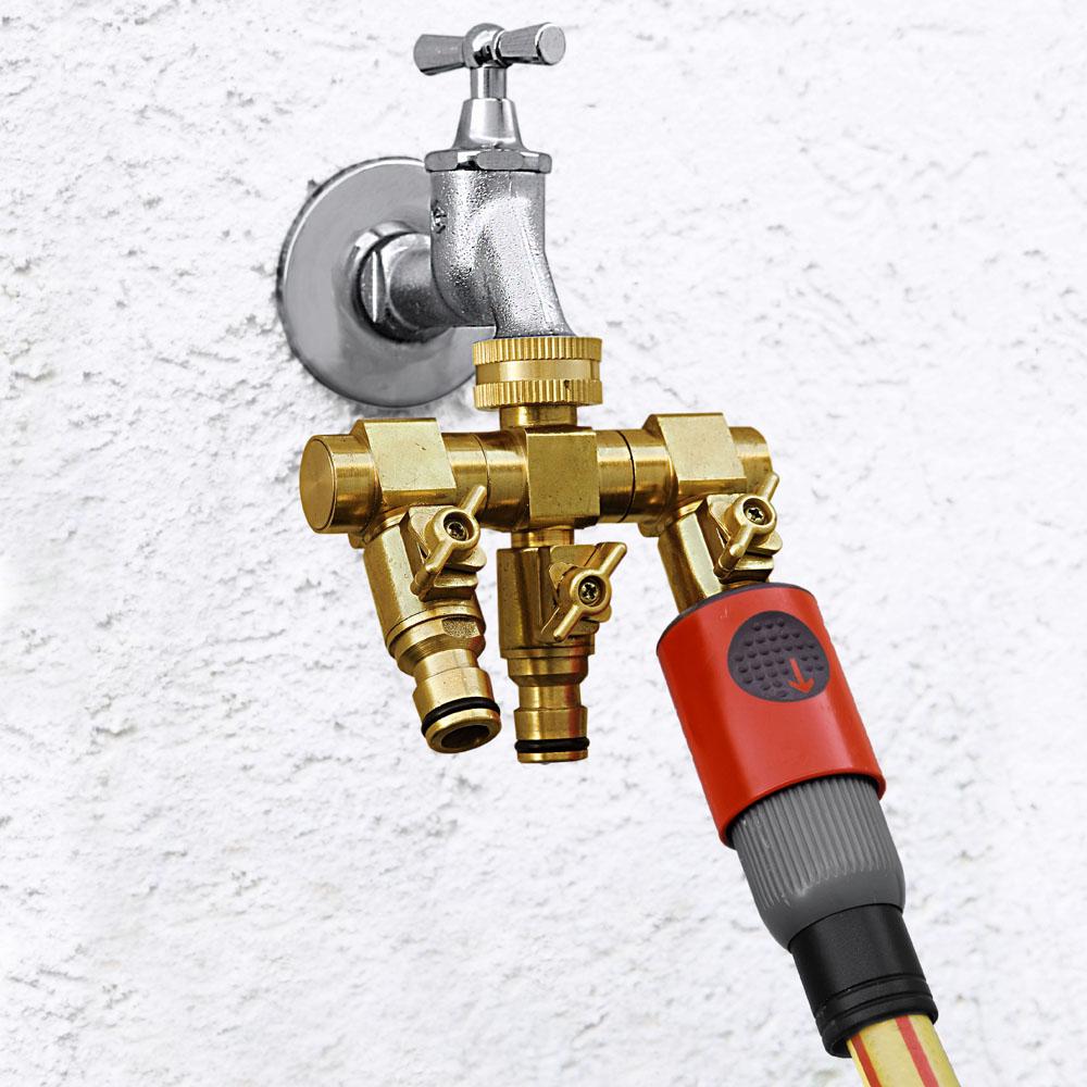 Тройник-смеситель для воды [06696],