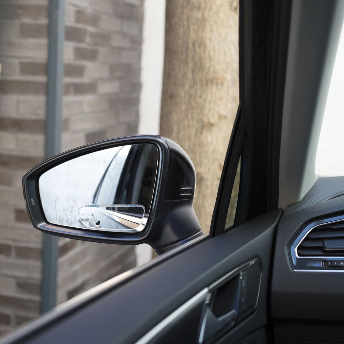 """Зеркала для автомобиля """"Мертвый угол"""", 2 штуки [06709],"""