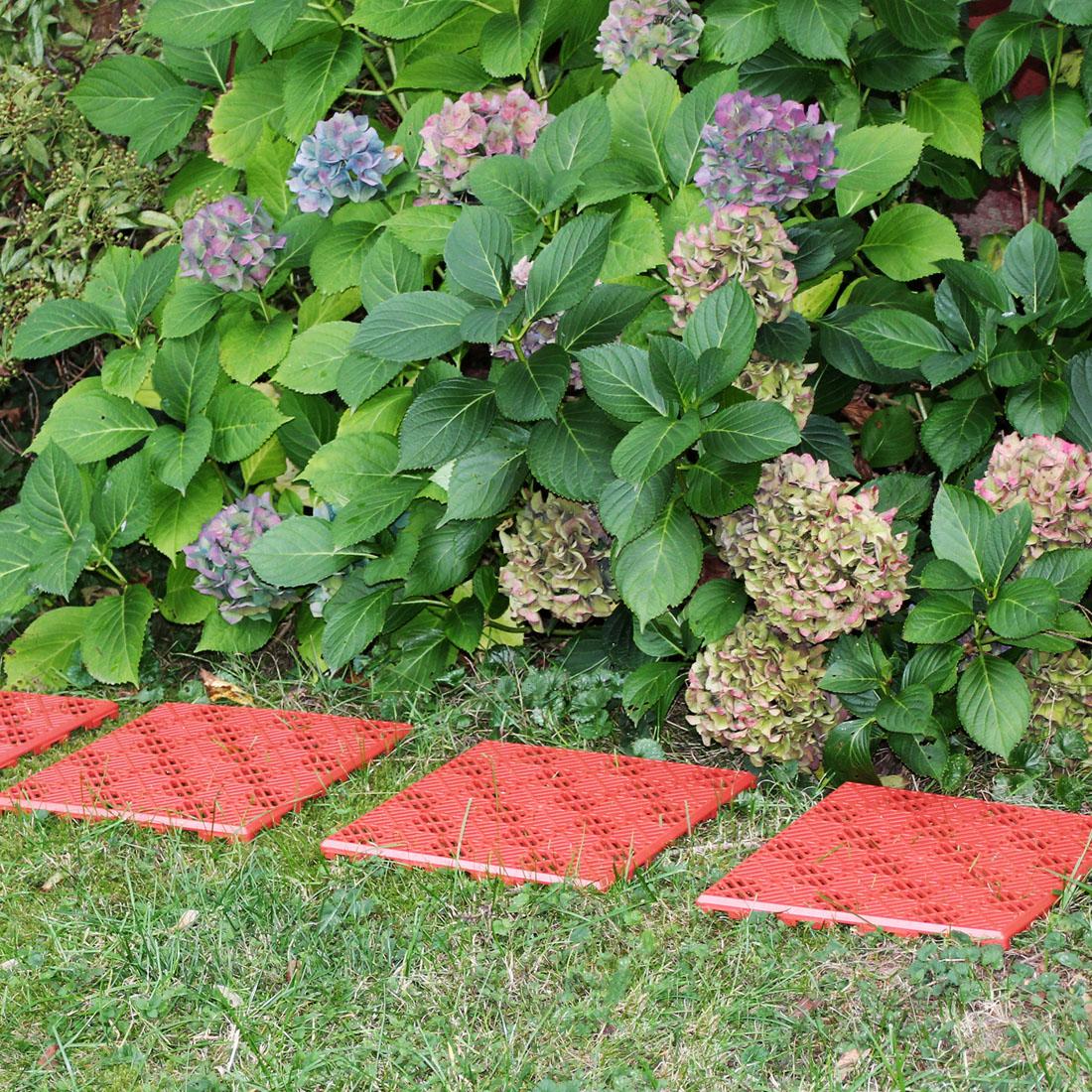 Плитка садовая, 5 штук [06718],