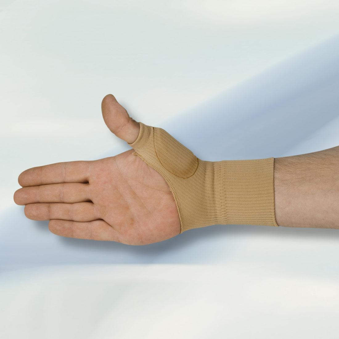 Бандаж для большого пальца руки, с гелем [06731],