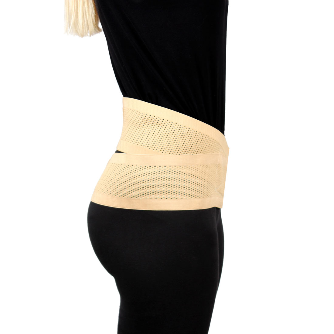 Бандаж для спины, бежевый, размер S/М [06733],