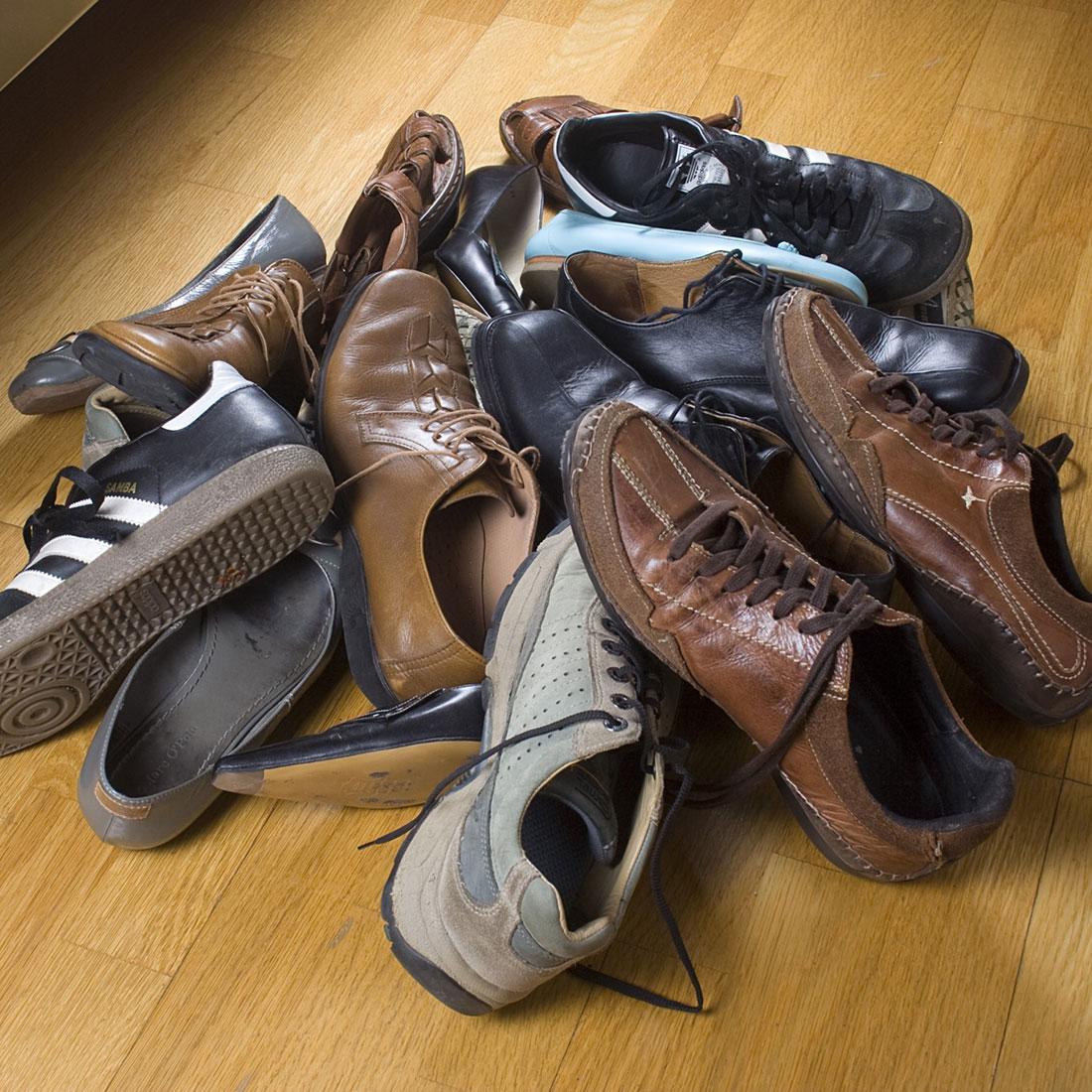 Подкроватный комод для 12 пар обуви [06280],