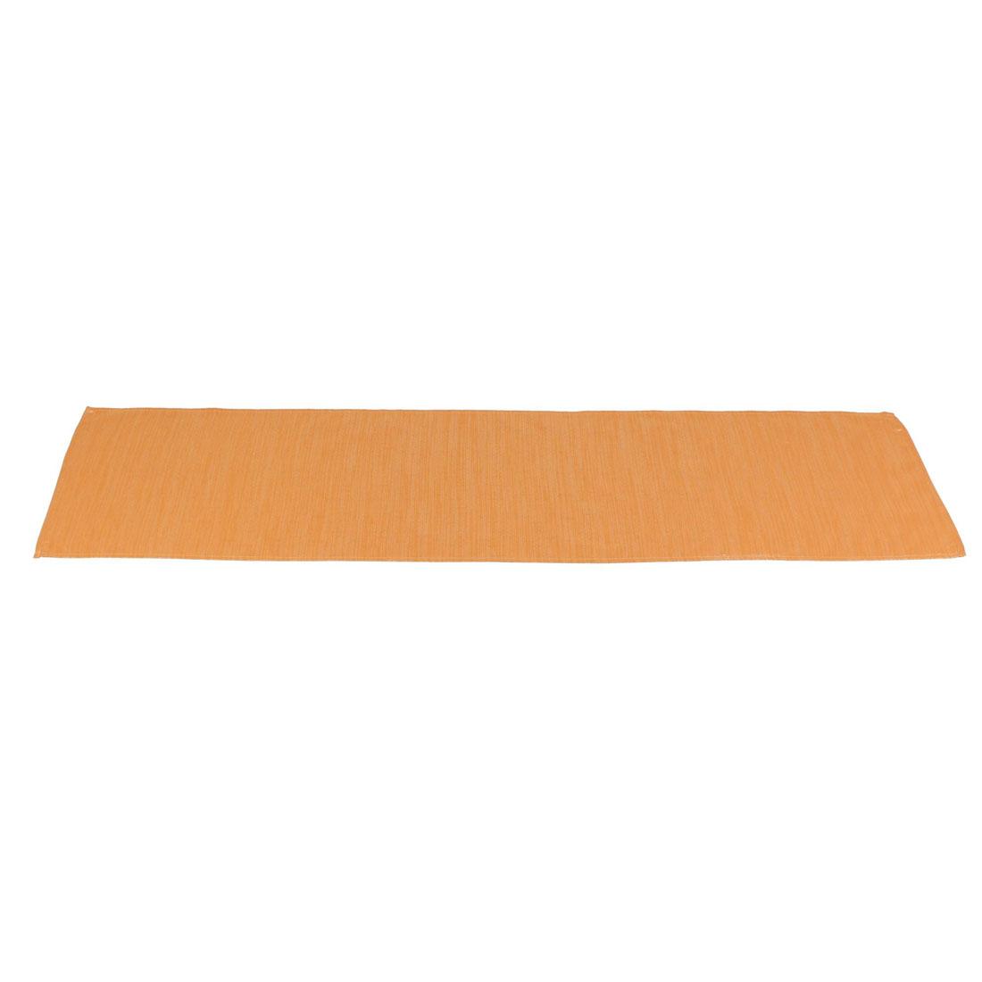 """Дорожка на стол """"Блестящая оранжевая"""" [06501],"""