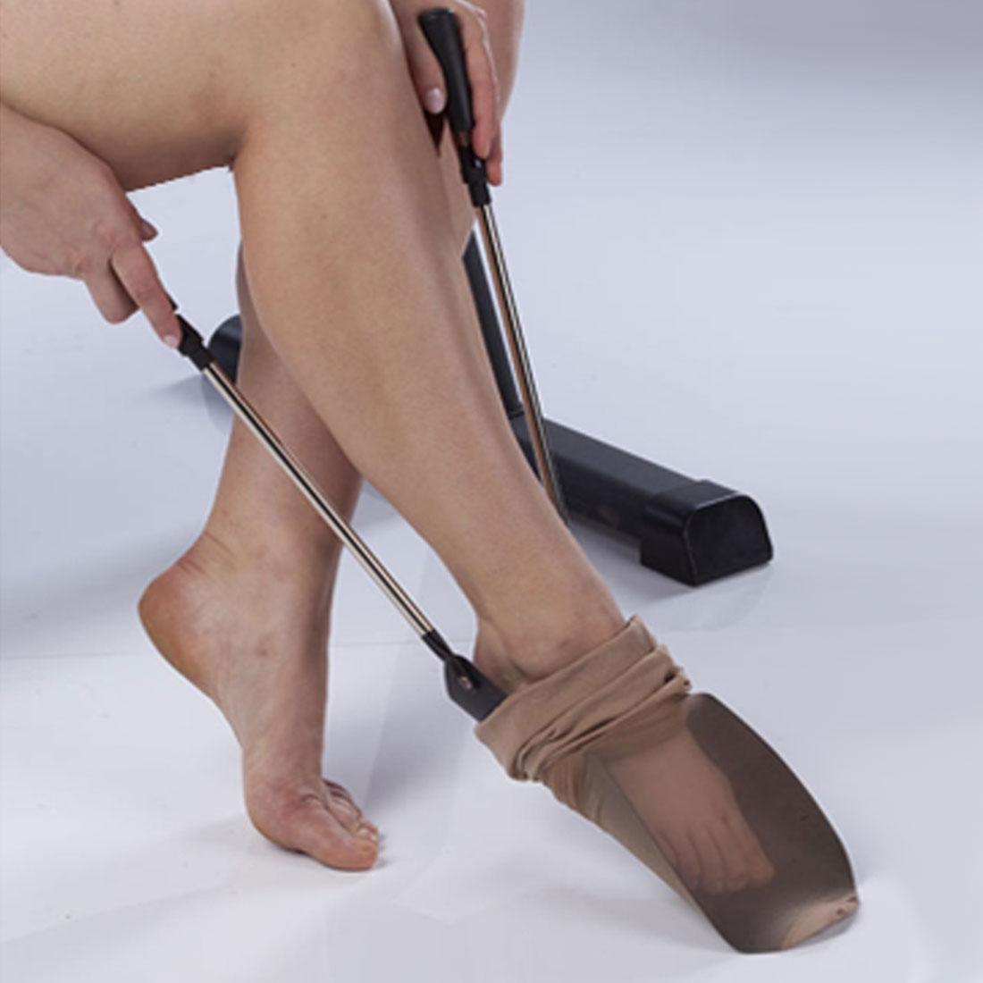 Помощник для надевания носков и чулок [06756],