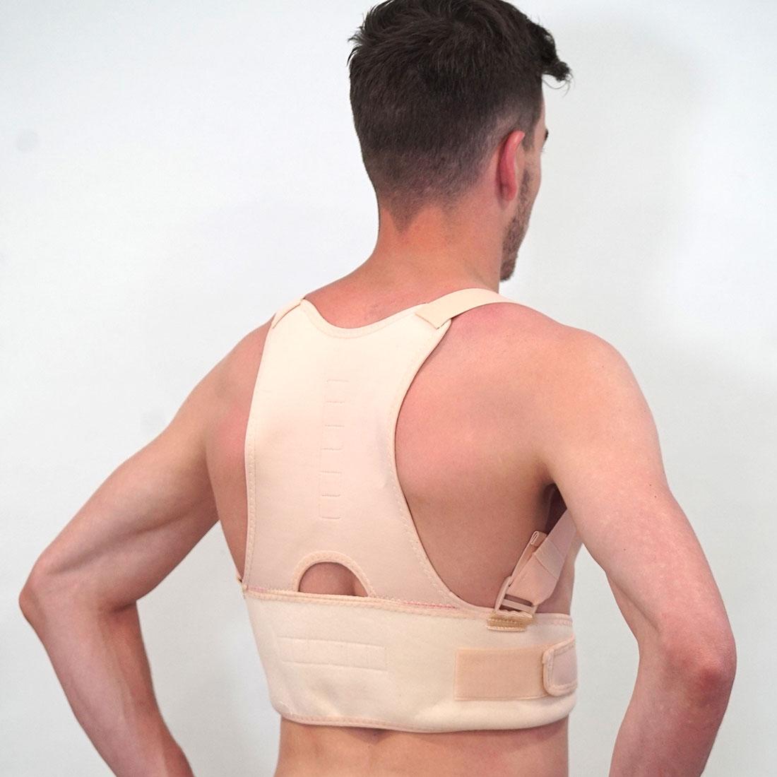 Корсет для спины, магнитный [06772],
