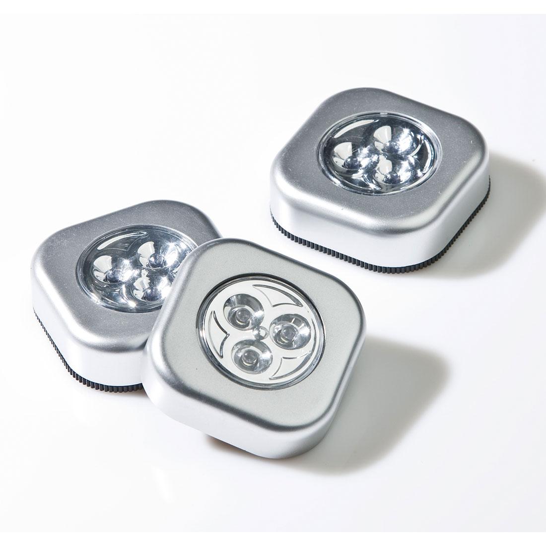 Светильники светодиодные, 3 штуки [06803],