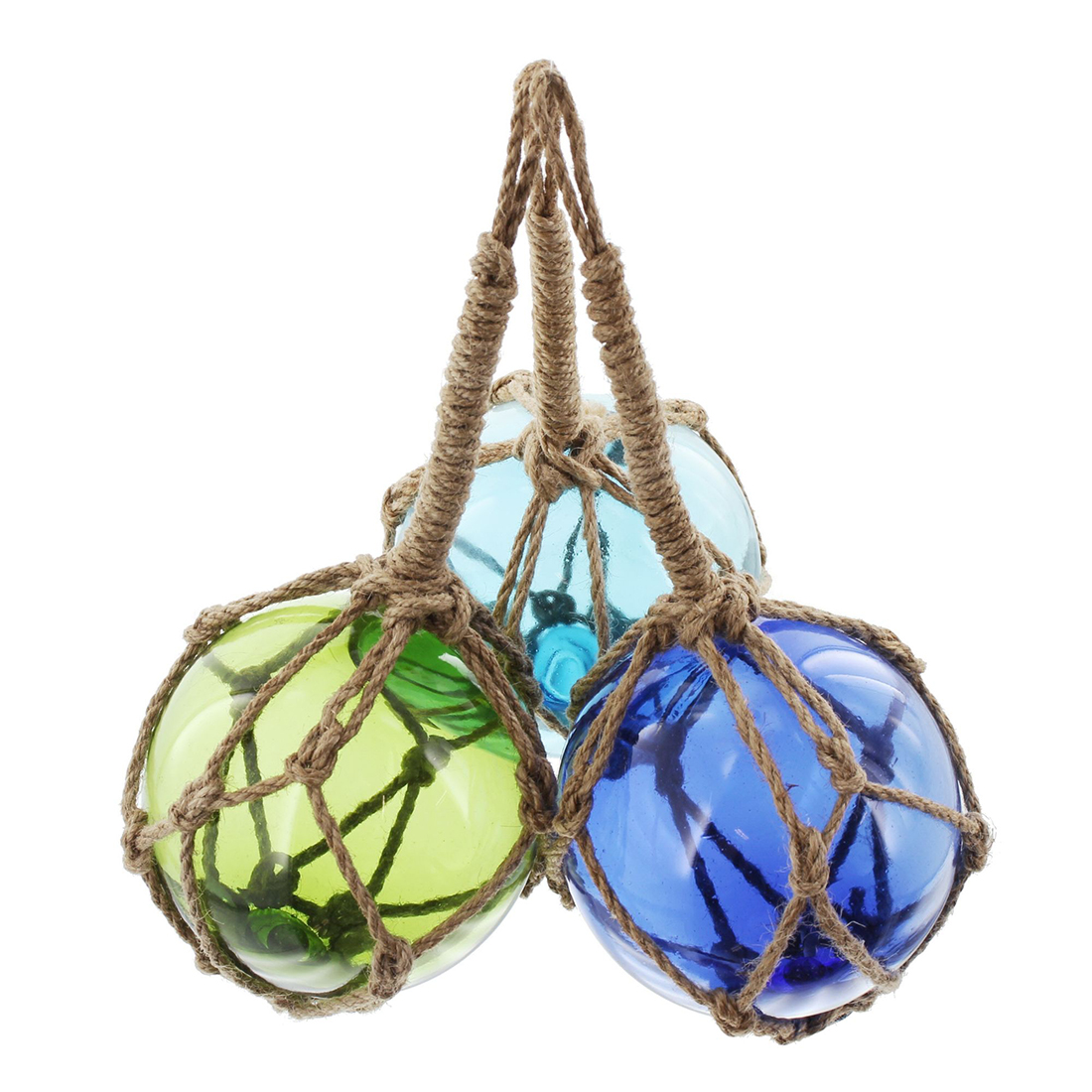 """Подвесные украшения """"Цветные шары"""", 3 штуки [06834],"""