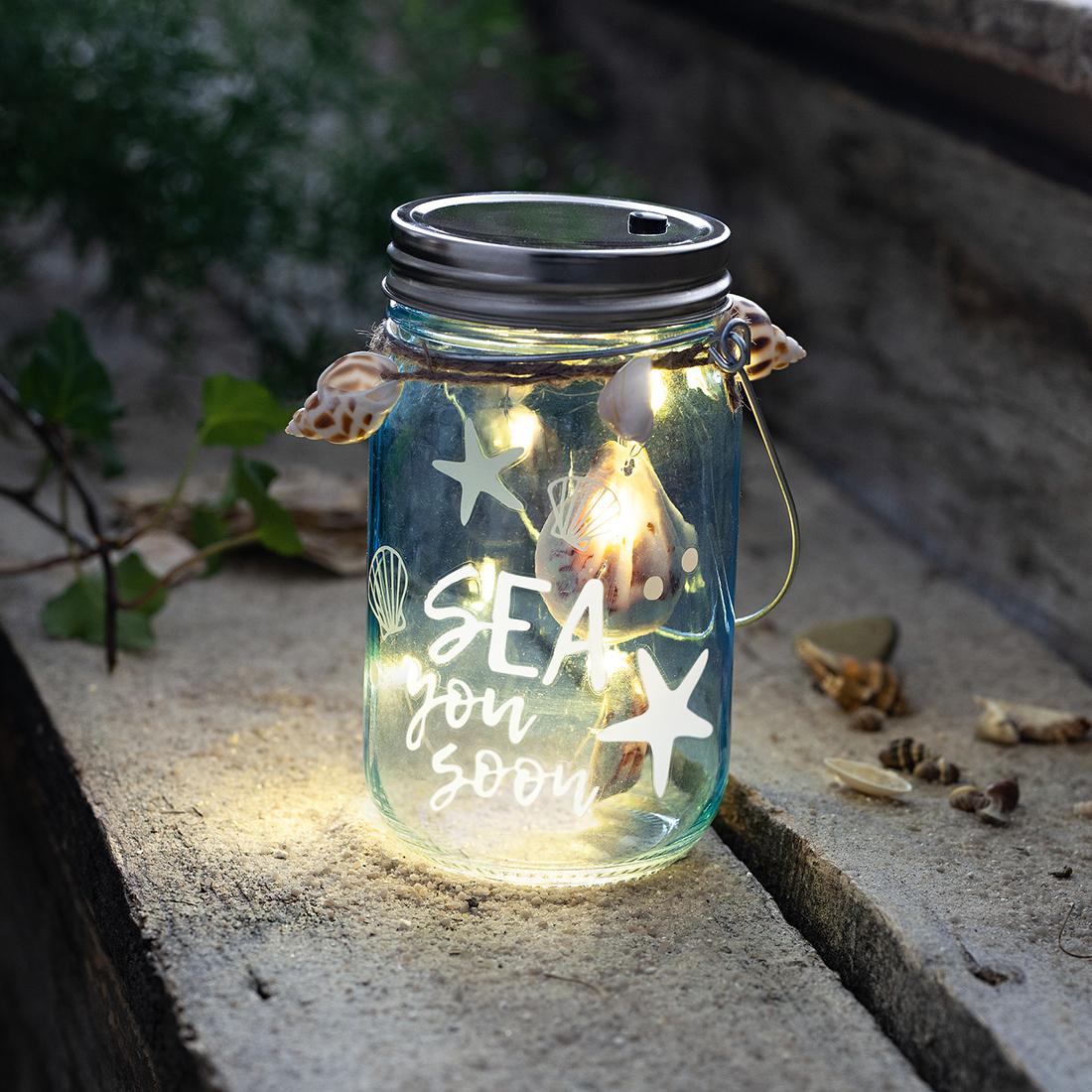 """Декоративное украшение со светодиодной подсветкой """"Море"""" [06837],"""