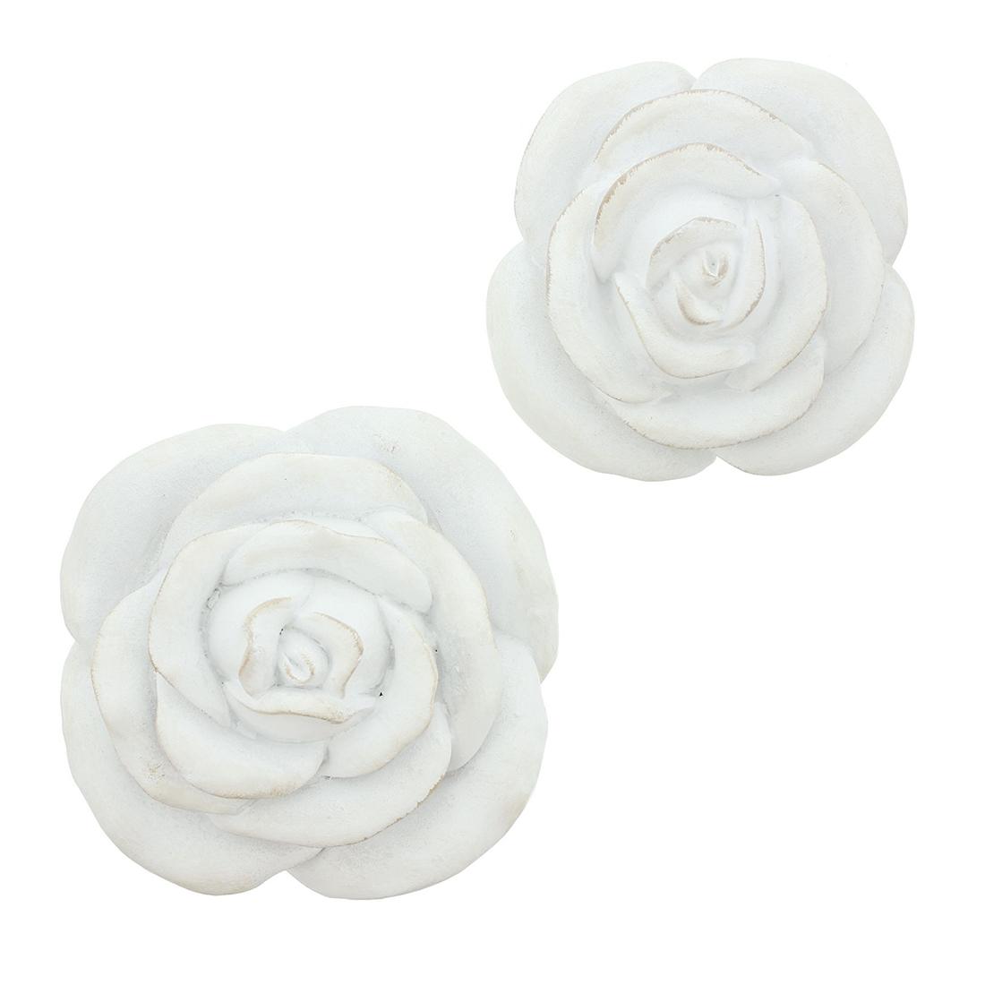 """Декоративные фигуры """"Розы"""", 2 штуки [06867],"""