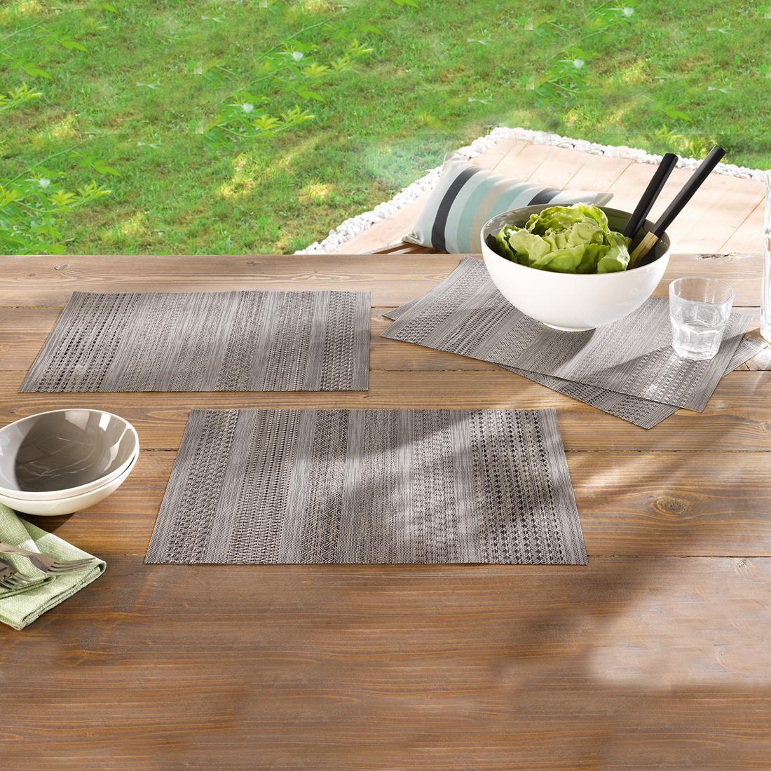 """Подложки на стол """"Натур"""", 4 штуки [06906],"""