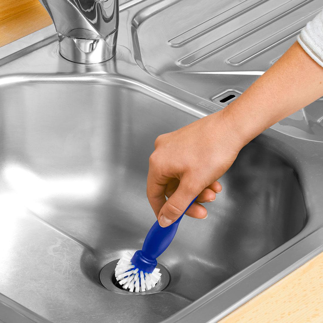 Щетка для чистки раковины и смесителей [06934],