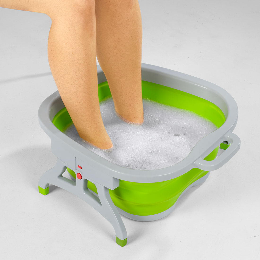 """Емкость для ножных ванн """"Комфорт"""", складная [06942],"""
